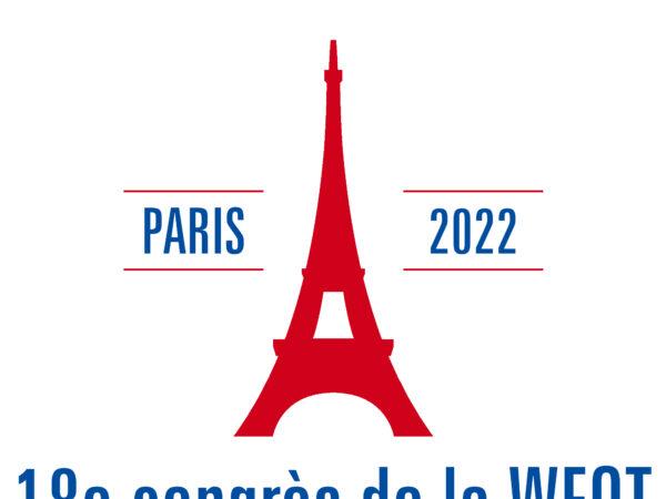 WFOT Congress 2022 Logo French