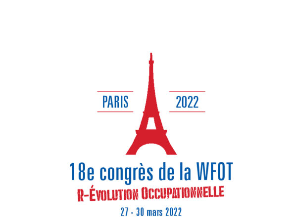 WFOT Congress A3 Poster French