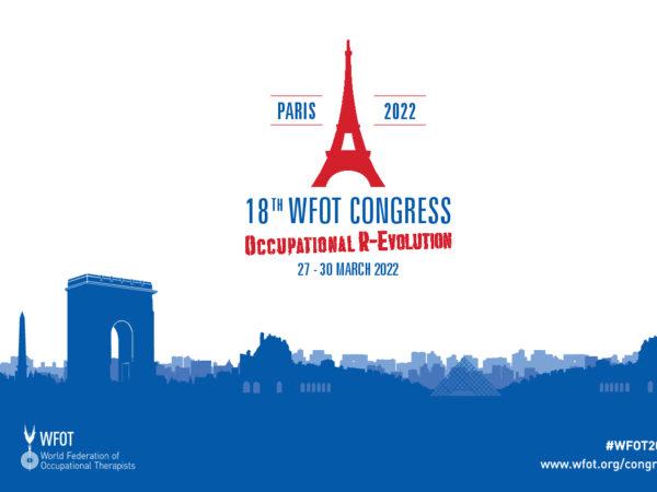 WFOT Congress A3 Poster Landscape